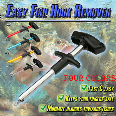 AU Easy Fish Hook Remover New Fishing Tool Minimizing The Injuries Tools Fishes