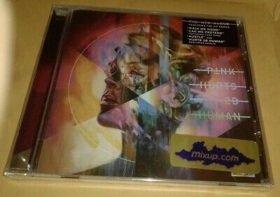 Pink Hurts 2B Human Cd Mexican Edition Mexico
