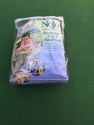 NoJo Secure-Me  2in 1 Travel Seat