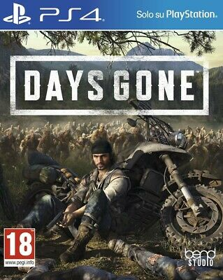 Videogioco Days Gone Ps4 Standard Edition Sony Play Station 4 Italiano Nuovo