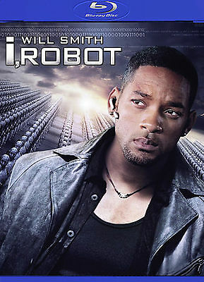 I Robot [New Blu-ray] Dolby, Digital Theater System, Dubbed, Subtitled FREE SHIP