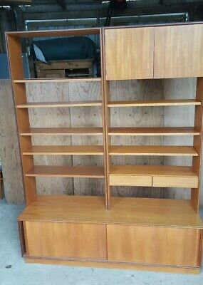 G Plan Mid Century Sideboard/Shelving unit/Form Five