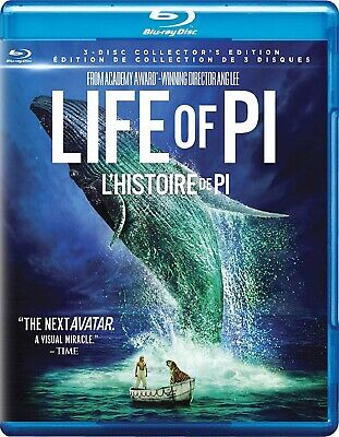 Life of Pi (Blu-ray Disc; 3D) *Please Read*