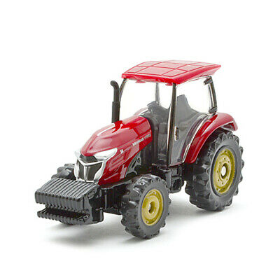 TAKARA TOMICA TOMY #83 Yanmar Tractor YT5113 Scale 1/76 Diecast Toy