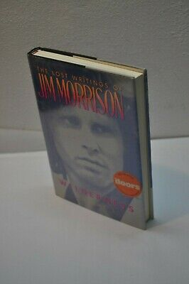 Jim Morrison ~ Wilderness Volume 1 ~ Lost Writings ~ 1st Edition ~ Hardcover