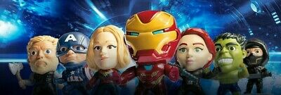 2019 McDONALD'S MARVEL AVENGERS HAPPY MEAL TOYS!  PICK YOUR
