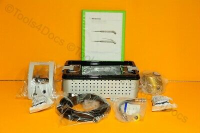 Medtronic Midas Rex MR7 PM710 Touch Motor High-Speed Pneumatic Drill Set