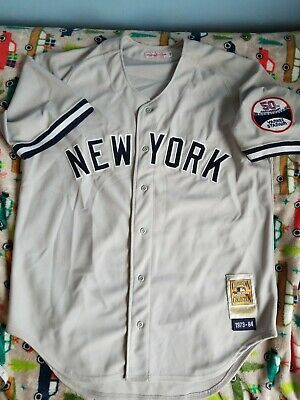 newest collection 83060 3a91d NEW YORK YANKEES Mitchell & Ness MLB Men's