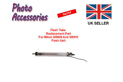 Flash Tube Xenon Replacement Part For Nikon SB900 And SB910 Speedlight