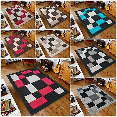 New Luxury Anti Slip Carpet Small and Large Rugs Bedroom Kitchen Living Area Mat