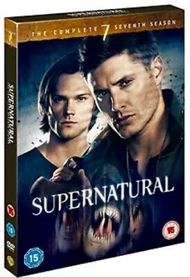 Supernatural The Complete Seventh Series 7 Season 7