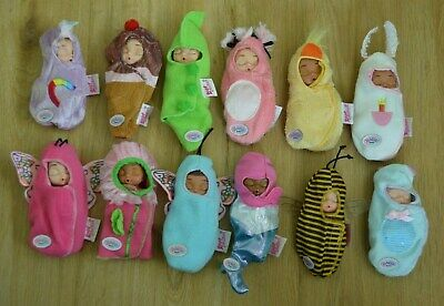 Zapf Baby Born Surprise Series 1 Select from Allen 12 Dolls or Complete Set