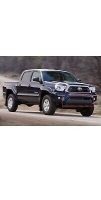 New Bumper End for Toyota Tacoma TO1005177 2012 to 2014