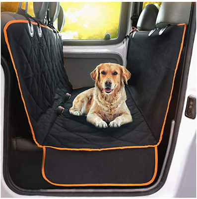 Dog Blanket For Car Rear Seat Cover Travel Accessories Puppy Protection Hammock