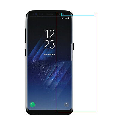 Ultra Thin Slim Tempered Glass Screen Protector Film For Samsung Galaxy S8 Plus