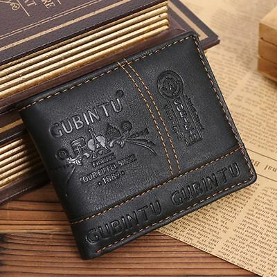 GUBINTU UltraThin Mans Wallet...Extremely Nice. Impeccable quality.
