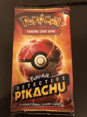 Detective Pikachu Movie Theater PROMO Card Pack (2 cards)