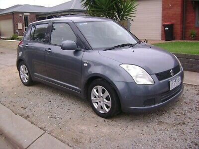 Suzuki swift  2007 model  2278876Ks  manual