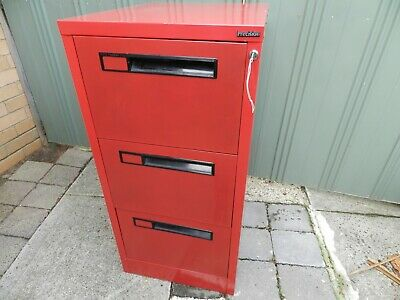 filing cabinet 3 draw(precision) With key