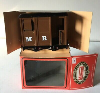 Mamod Rw3 Brake Van Wagon ~ 'O' Gauge Live Steam Railway ~ V.good+++ Condition