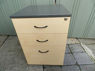 filing cabinets(small/ modern/on wheels) with 2 draws(6 available )