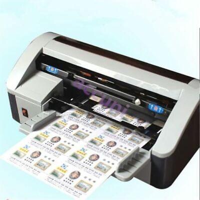 Desktop Semi-Automatic Business Name Card Cutter New ft