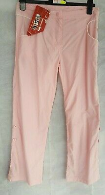Trespass Pink Trousers Girls Size 16Y 30W/28L