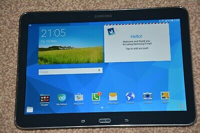 Samsung Galaxy Tab 4 SM-T535 16GB, Wi-Fi + 4G (UNLOCKED) 10.1in Good condition