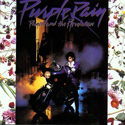 Purple Rain by Prince & The Revolution (CD, Aug-1984, Warner Bros.) *NEW*