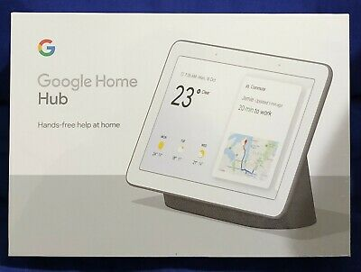 Google Home Hub - High-performance Wi-Fi streaming-Far-field voice recognitions-