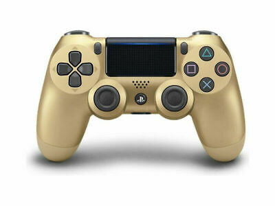 SONY PS4 Wireless Dualshock 4 Controller Original V2  Neustes Modell Gold