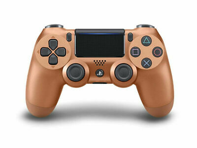 SONY PS4 Wireless Dualshock 4 Controller Original V2  Neustes Modell Bronze