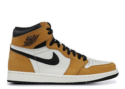 huge discount 96a3e 1a2ad Nike Air Jordan 1 Retro High OG  Rookie of the Year  ROTY UK 10