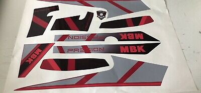 kit autocollants mbk 51 passion MOB116