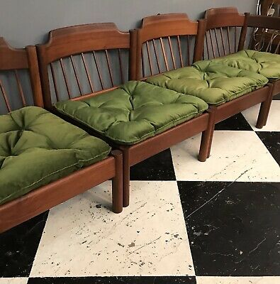 Beautiful Modular Mid Century Sofa Retro Vintage Day Bed Conservatory