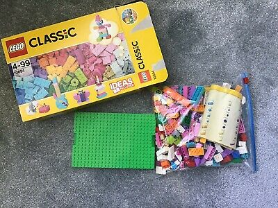 Lego Classic With Instruction Ideas