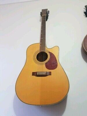 Cort MR710F Acoustic Electric Guitar- Solid Sitka Spruce/Mahogany