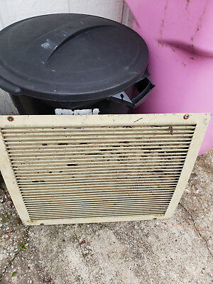 Armored Hood Vent Grill, for HMMWV
