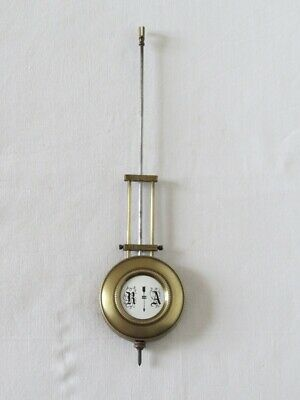 Beautiful Old Pendulum For Vienna Miniatures Clock !!!