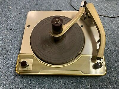 Vintage Voice Of Music Stereo Record Changer 1210