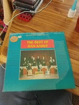 The Best Of Ivan Kahle Record Volume 5 Polka Rare