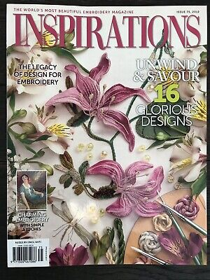 Classic Inspirations 75. The world's most beautiful embroidery magazine