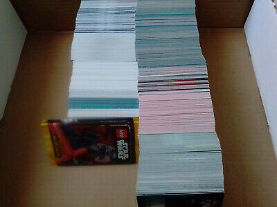 1000 Mixed Loose Trading Card Lot