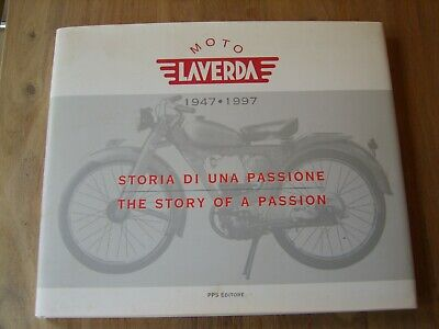 Laverda The Story of a Passion