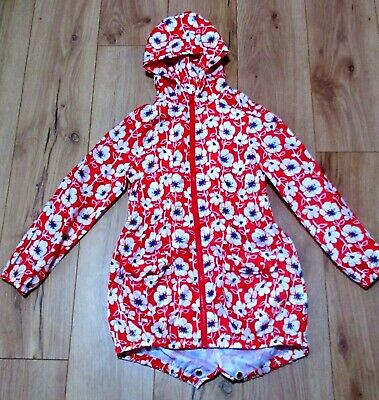 £39 jacket Girls NEXT Hooded Rain Coat Jacket mac  9 - 10 Years LIGHT SUMMER