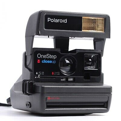 Polaroid One Step Close Up Instant Camera 600 Film - Working #4575