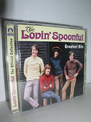 Greatest Hits by The Lovin' Spoonful (CD, Feb-2000, Buddha Records)