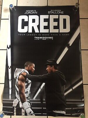 CREED, Creed II Movie Poster Lot, 27x40 D/S Original Movie Posters