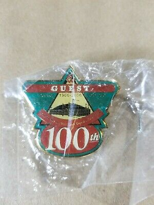 National Western Stock Show Guest Pin 2006 100th Anniversary in Original Plastic