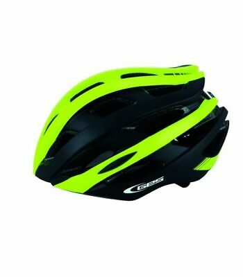 Casco Ges Icon-12 Road Mtb Amari/Negro T.l (58-62)